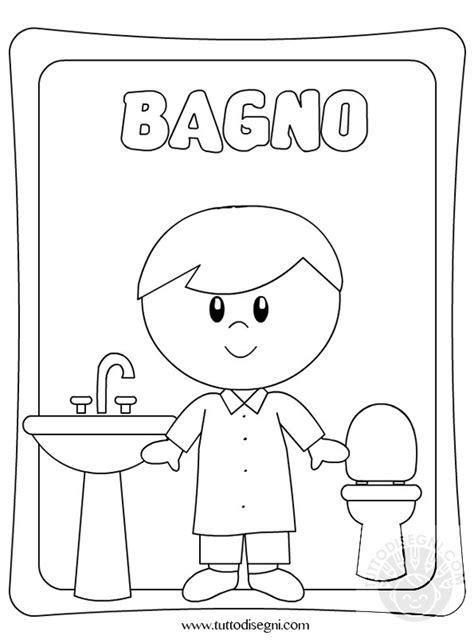 disegni bagno cartello porta bagno maschi tuttodisegni