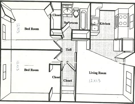 600 sq ft apartment floor plan 500 square house plans 600 sq ft apartment floor plan