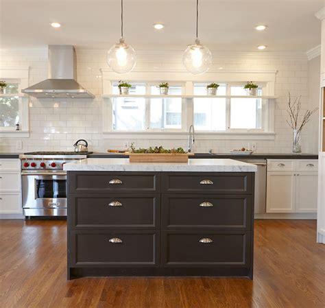 long kitchen transitional kitchen deborah wecselman amazing kitchen features a wall of white base cabinets