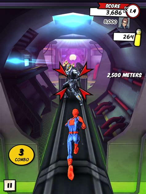 homem aranha sem limites  android