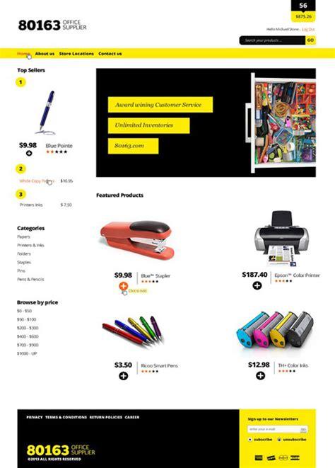 3dcart premium templates 55 best 3dcart ecommerce templates designmaz