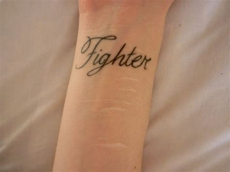 survivor wrist tattoos 25 best ideas about self harm cover up on