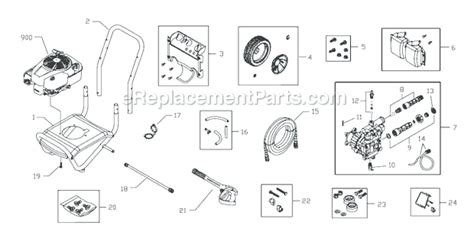 troy bilt  parts list  diagram ereplacementpartscom