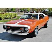 All American Classic Cars 1974 AMC Javelin AMX 2 Door Coupe