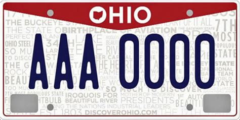 ohio license mottos for new plate sought toledo blade
