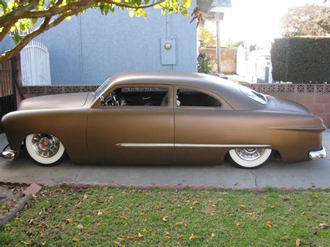 the inspiration for our chop 1950 ford rockabilly