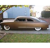1950 Chopped Ford