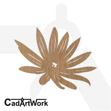 flower pattern dxf flower 5 dxf artwork cadartwork