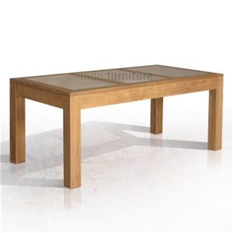 Meja Makan Dari Kayu meja makan minimalis dari kayu jati perhutani tpk