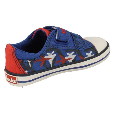 doodles shoes boys clarks doodles shoes wing walk ebay