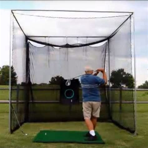 golf net for backyard details about golf net indoor outdoor 10x10 driving