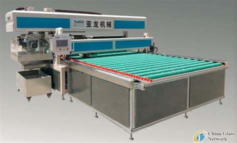 Horizontal Four Edge Grinding Machine Glass Grinding