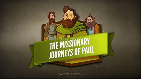 The Book Of Paul paul s journeys bible stories