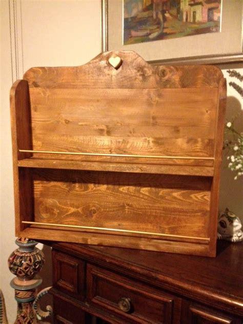 portaspezie legno porta spezie in legno massello per la casa e per te