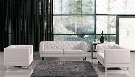 italian design leatherette sofa set