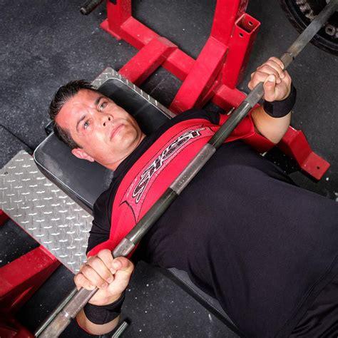 slingshot bench press 25 days of gifting mark bell s sling shot barbend