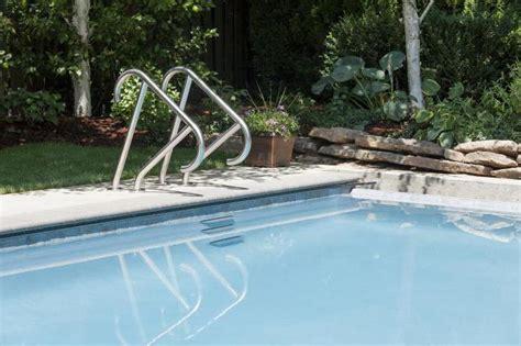 Лестницы для бассейна своими руками