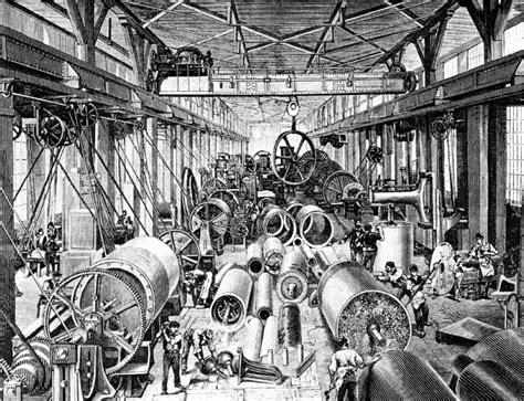 styles of the industrial revolution file bild maschinenhalle escher wyss 1875 jpg wikimedia
