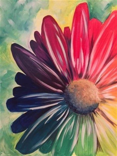 gallery easy flower paintings drawings art gallery