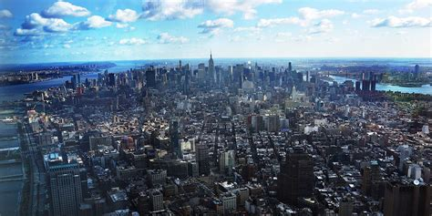 One S View Of The World one world trade center observation deck business insider