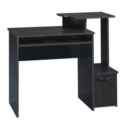 Computer Desk Home Depot Sauder Beginnings Collection 39 In Computer Desk In Cinnamon Cherry 408726 The Home Depot