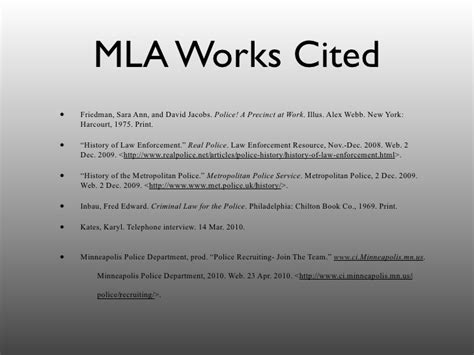 mla works cited page template mla works cited part 2