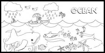 sea coloring pages coloring pages to and print for free