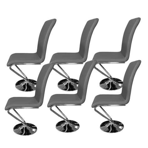 chaise pas cher lot de 6 lot de 6 chaises design pas cher chaise id 233 es de