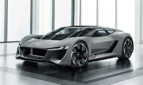 Audi R8 Electric by Next Audi R8 Could Become An Electric Hypercar Autotribute