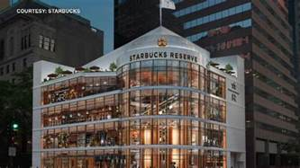 Home Design Stores Los Angeles by Starbucks Reserve Roastery To Open On Magnificent Mile