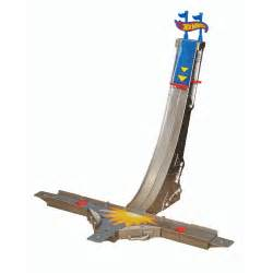 Hot Wheels Track Builder Daredevil Drop Stunt Track