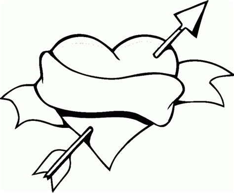 coloring pages heart with wings hearts with wings coloring pages cliparts co