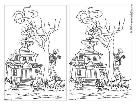 printable spot the difference games for adults cursed house online games hellokids com