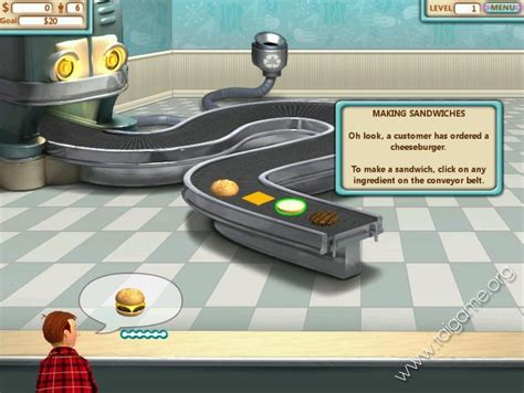 burger shop full version for windows 7 burger shop download free full games time management games