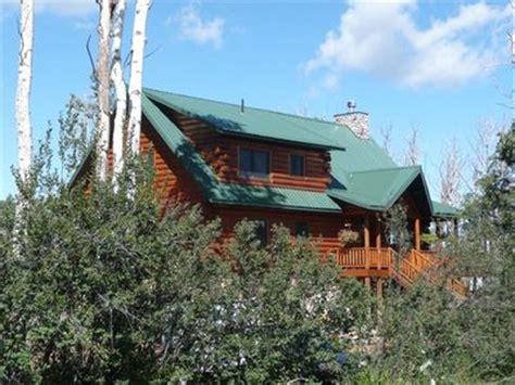 luxury log cabin powderhorn ski resort spa vrbo