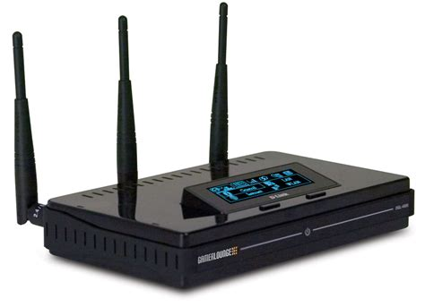 Router Gaming D Link Dgl 4500 N Selectable Dual Band Gaming Router Electronics