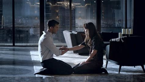 fifty shades of grey movie cast ana fifty shades darker trivia why christian grey has a