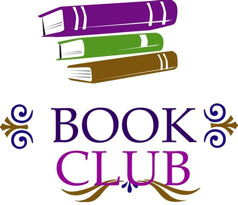 Book Club by Book Club Clipart Clipart Best