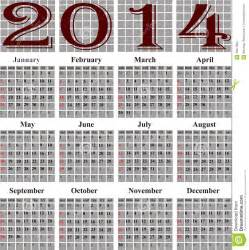 julian calendar 2014 by month calendar template 2017
