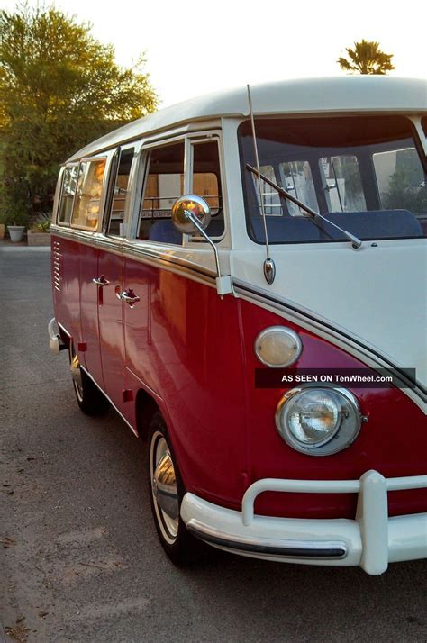 1966 volkswagen microbus 1966 deluxe vw bus 13 window cer project