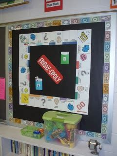 mrs lipchiks technology room 1000 ideas about board themes on monopoly classroom bulletin boards and