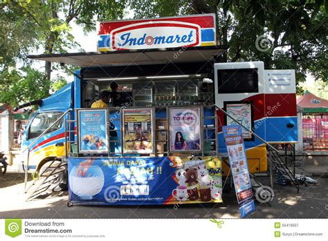 indonesian food truck design food truck editorial photography image of java several