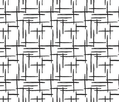 grid pattern trend abstract geometric black and white checkered stripe trend