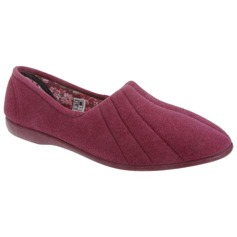 indoor shoes slippers gbs womens indoor house slipper shoes