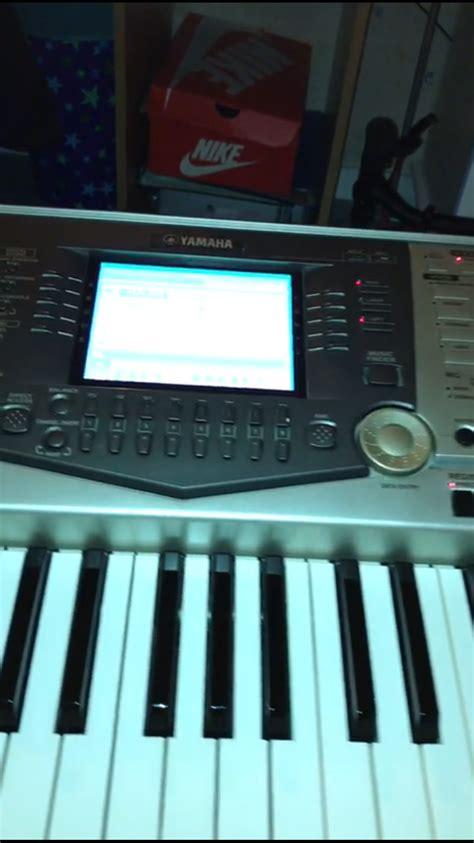 Keyboard Yamaha Psr A 2000 yamaha psr 2000 image 1760109 audiofanzine