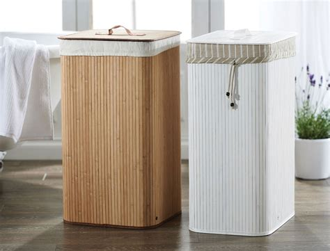 Bamboo Laundry Basket Ideas Sierra Laundry Decoration Bamboo Laundry