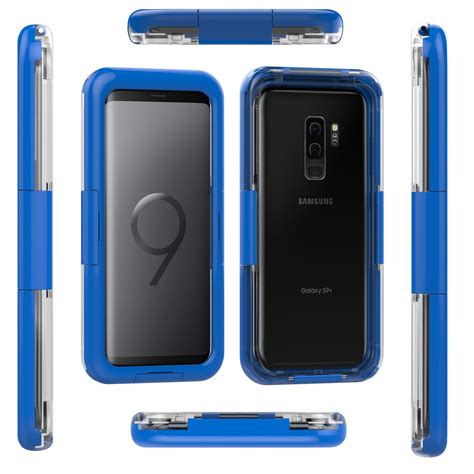 waterproof 6 6 quot underwater shockproof dirtproof for samsung galaxy s9 plus ebay