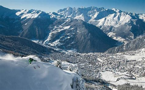 ski verbier resort guide telegraph