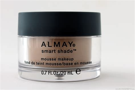 Review Almay Smart Shade Makeup by Review Almay Smart Shade Mousse Makeup Blush Me Pretty