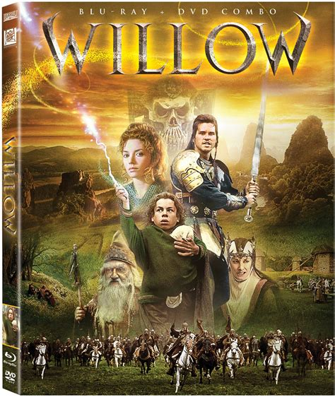 film semi bluray willow blu ray review collider